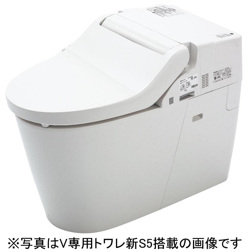 【最安値挑戦中!最大23倍】パナソニック アラウーノV 【XCH3018RWS】 (CH3010WS+CH301FR+CH320WS+CH300S) 暖房便座 手洗いなし [△]