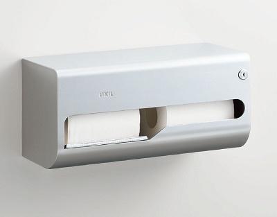 【最安値挑戦中!最大34倍】紙巻器 INAX KF-67T2L 横2連ストック付(左仕様) [□]