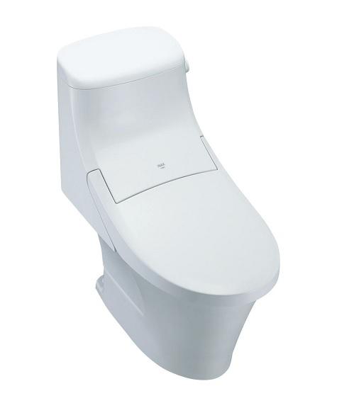 【最大44倍スーパーセール】INAX 【YHBC-ZA20S-DT-ZA251N】 アメージュZA シャワートイレ 手洗なし 寒冷地・ヒーター付便器・水抜併用方式 床排水 (Sトラップ) アクアセラミック [♪□]