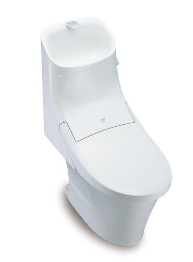 【最大44倍スーパーセール】INAX 【YBC-ZA20P-DT-ZA282PN】 アメージュZA シャワートイレ 手洗付 寒冷地・水抜方式 床上排水 (Pトラップ) アクアセラミック [♪□]