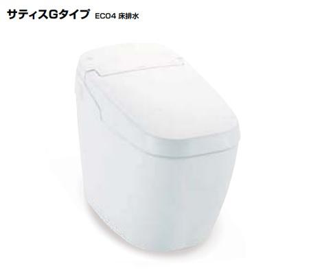 【まいどDIY】INAX 【YBC-G20S+DV-G216 BKG/TPG】 便器 サティスGタイプ ECO4 床排水 G6 一般地 [♪◇]