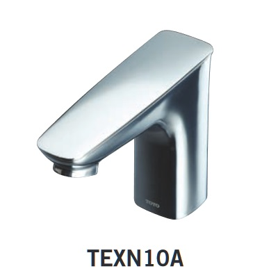 【最安値挑戦中!最大24倍】水栓金具 TOTO TEXN10A 洗面所 アクアオート自動水栓 発電タイプ オールインワンタイプ [■]