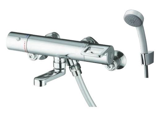 【最安値挑戦中!最大24倍】【在庫あり】水栓金具 TOTO TMGG40SER 浴室 GGシリーズ 壁付サーモスタット混合水栓(エアイン) [☆●]