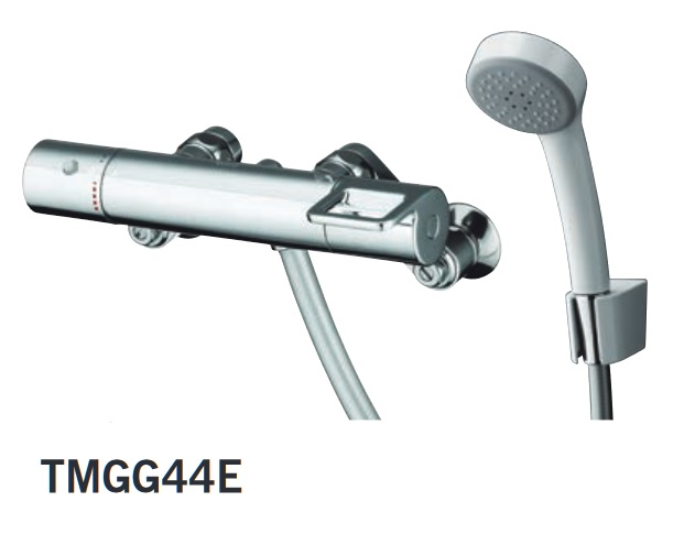 【最安値挑戦中!最大34倍】【在庫あり】水栓金具 TOTO TMGG44E 浴室 GGシリーズ サーモスタットシャワー金具 エアイン スパウトなし [☆【あす楽関東】]