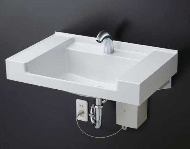 【最安値挑戦中!最大24倍】洗面器 TOTO MVRS45P カウンター一体形洗面器のみ 樹脂製 [♪■]
