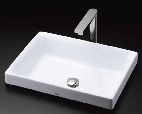 【最安値挑戦中!最大24倍】洗面器 TOTO LS716 ベッセル式洗面器のみ カウンター式洗面器 ベッセル式[♪■]