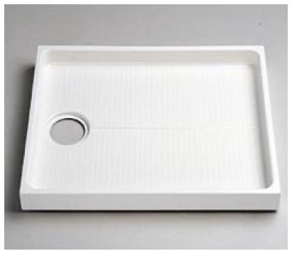 【最安値挑戦中!最大25倍】TOTO 【PWSP80LDB2W】洗濯機パン(PWP800LB2W) + 横引きトラップ(PJ2003B)セットBL品[■]