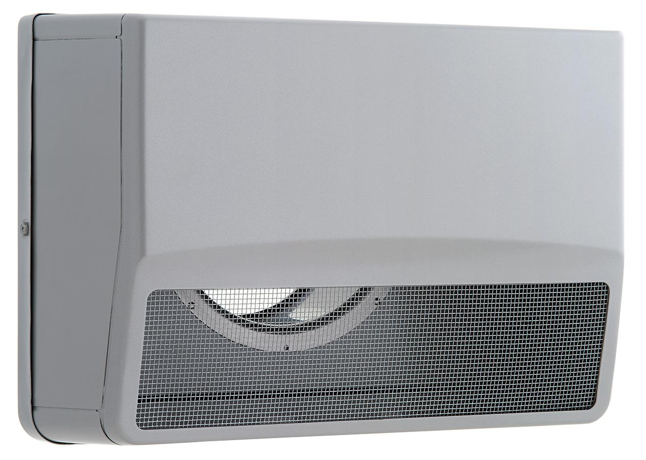 【最大44倍スーパーセール】換気扇 ユニックス SBCW100A5M ステンレス製 グリル 外風対策 角型カバー 5メッシュ [♪■]