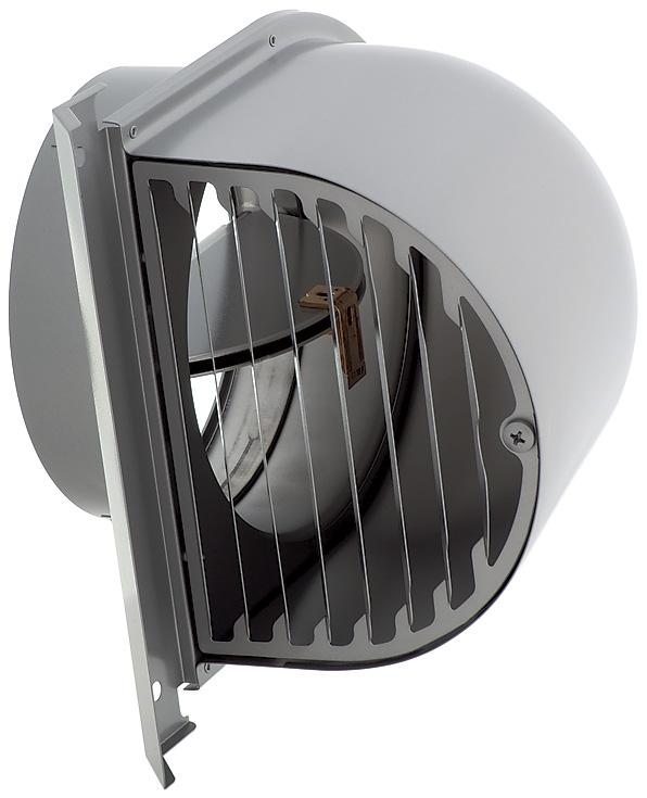 【最安値挑戦中!最大25倍】換気扇 ユニックス FSG200FR10MDSP 深型フード 横ガラリ 防火ダンパー付 72℃型式 10メッシュ [♪■]