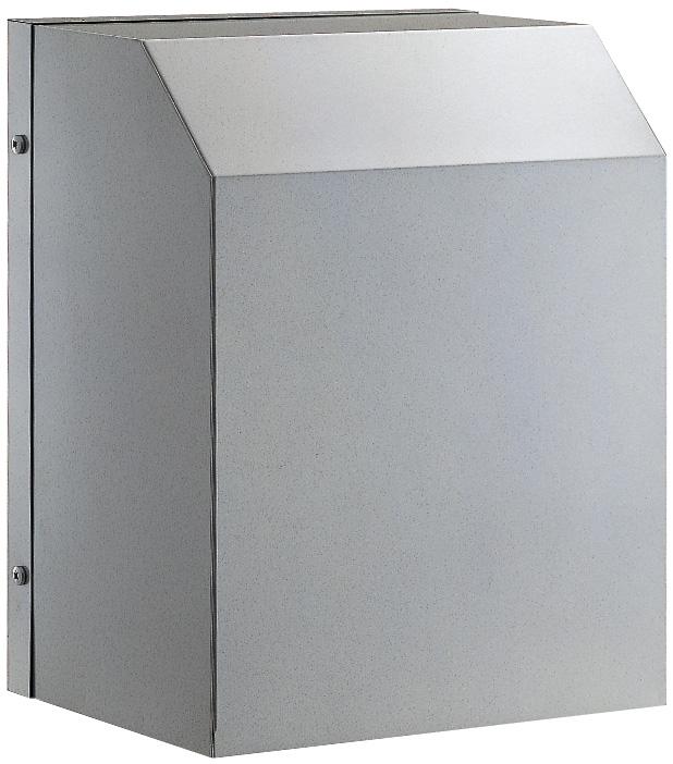 【最安値挑戦中!最大25倍】換気扇 ユニックス PFL250A10M 超深型フード(角型) メッシュ 10メッシュ ※受注生産品 [♪■§]
