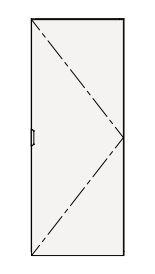【まいどDIY】クリナップ トールキャビネット(上台) SRTU45 S(エス) 間口45cm 扉タイプ(R・L) ハイグレード 奥行55cm 高さ112.5cm [♪△]