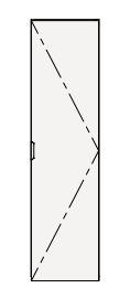 【最安値挑戦中!最大34倍】クリナップ トールキャビネット(上台) SRTU30 S(エス) 間口30cm 扉タイプ(R・L) ハイグレード 奥行55cm 高さ112.5cm [♪△]