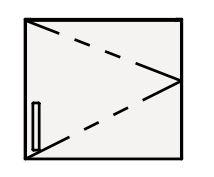 【最安値挑戦中!最大25倍】クリナップ トールウォールキャビネット NFTW45 FANCIO(ファンシオ) 間口45cm (R・L) ハイグレード 奥行55cm 高さ40cm [♪△]