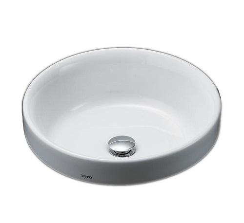 【最安値挑戦中!最大25倍】洗面器 TOTO LS703 ベッセル式洗面器のみ カウンター式洗面器 ベッセル式[♪■]