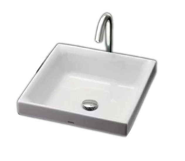 【最安値挑戦中!最大34倍】洗面器 TOTO LS715 ベッセル式洗面器のみ カウンター式洗面器 ベッセル式[♪■]