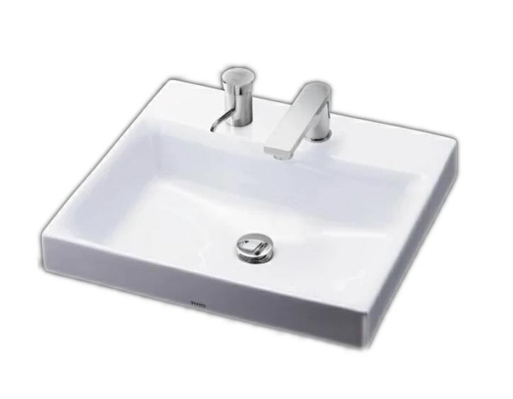 【最安値挑戦中!最大34倍】洗面器 TOTO LS717CM ベッセル式洗面器のみ カウンター式洗面器 ベッセル式[♪■]
