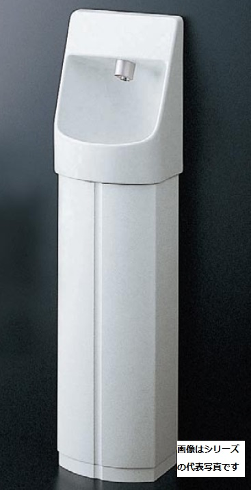 【最安値挑戦中!最大34倍】TOTO 手洗器 LSE570ASFR 埋込手洗器セット 自動水栓(単水栓 AC100V) 床排水金具(Sトラップ) トラップカバー 木枠 固定金具[♪■]