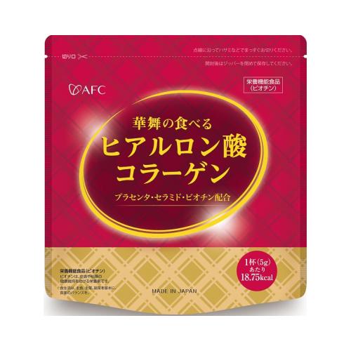 【送料無料】華舞の食べるヒアルロン酸コラーゲン 130g×5個セット※沖縄・北海道・離島は対象外となります。