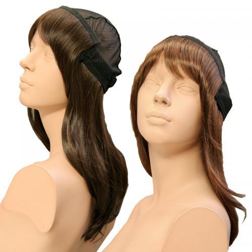 【メーカー直送/代引不可】髪の毛帽子 With Wig(ウィズウィッグ)アタッチウィッグ ソフトレイヤー(3点セット)メーカー直送の為、お届けまでに3~7日のお時間を頂きます。