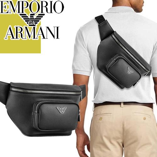 エンポリオアルマーニ ベルト メンズ 本革 ブランド カジュアル ビジネス 大きいサイズ バックル おしゃれ ブランド 黒 ブラック 父の日 プレゼント EMPORIO ARMANI Y4S199 YDD5V [S]