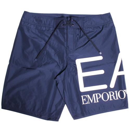 エンポリオアルマーニ 水着 サーフパンツ ハーフパンツ メンズ ブランド Emporio Armani 902003 8P739 [ネコポス発送]