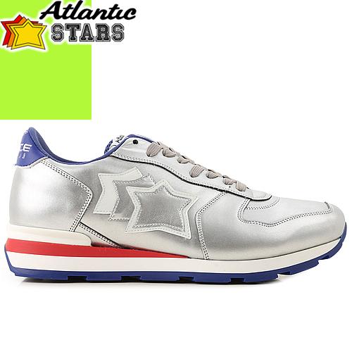 アトランティックスターズ スニーカー アンタレス メンズ ブランド 大きいサイズ 靴 おしゃれ カジュアル シルバー Atlantic STARS ANTARES ARB-14B