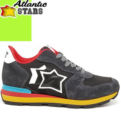 アトランティックスターズ Atlantic STARS ANTARES アンタレス ANTARES スニーカー メンズ 2020年春夏新作 43 ローカット シューズ 靴 おしゃれ グレー AB-89C