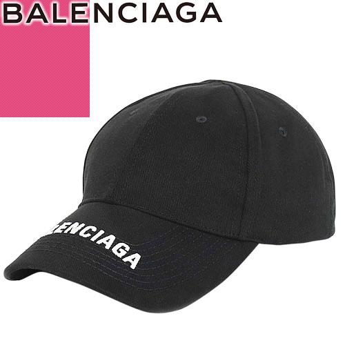 [送料無料]Balenciaga(バレンシアガ)のロゴ刺繍の「BALENCIAGA LOGO CAP」キャップ♪ バレンシアガ BALENCIAGA キャップ ベースボールキャップ メンズ レディース ユニセックス 2019年秋冬新作 ブランド 大きいサイズ 刺繍 黒 ブラック LOGO CAP 531588 410B2 1077 [S]