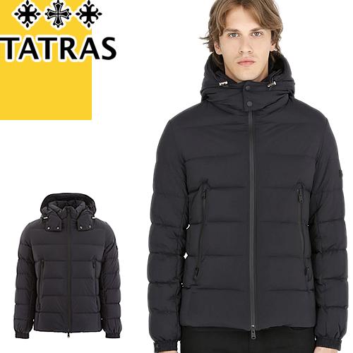 タトラス TATRAS メンズ MA-1 ブルゾン ダウン ダウンジャケット SALICE MTA18A4524 アウター 中綿 冬 ショート 細身 軽い 軽量 暖かい