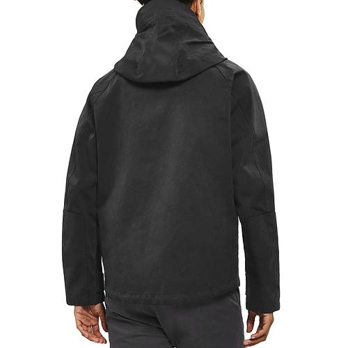 ten c テンシー テンペスト アノラック TEMPEST ANORAK ブルゾン ジャンパー ジャンバー ジャケット アウター マウンテンパーカー ミリタリージャケット メンズ 薄手 薄い 大きいサイズ 黒 17CTCUC04055F5cT1J3ulK