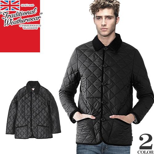 トラディショナル ウェザーウェア ウェーヴァリー メンズ キルティング ジャケット 2019年新作 ブランド 大きいサイズ 撥水 防寒 ブラック ネイビー 黒 TRADITIONAL WEATHERWEAR WAVERLY