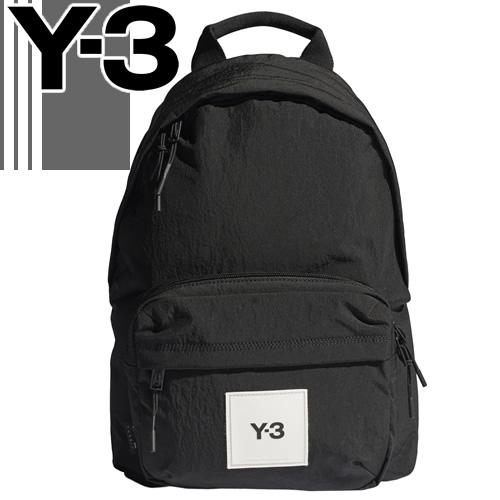 Y-3 ワイスリー ヨウジヤマモト adidas アディダス ボディバッグ ショルダーバッグ 3way スリング バッグ メンズ レディース 2020年春夏新作 ナイロン ブランド 黒 ブラック SLING BAG FQ6964 076A [S]
