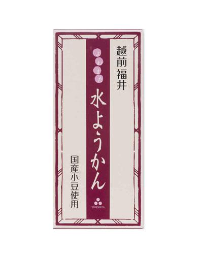 福井で冬に良く食べられる名物 大人気 米又 新生活 米又の水ようかん