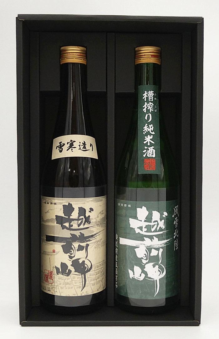 ギフト田邊酒造有限会社 越前岬セット 専門店 セール品 TA-30 華