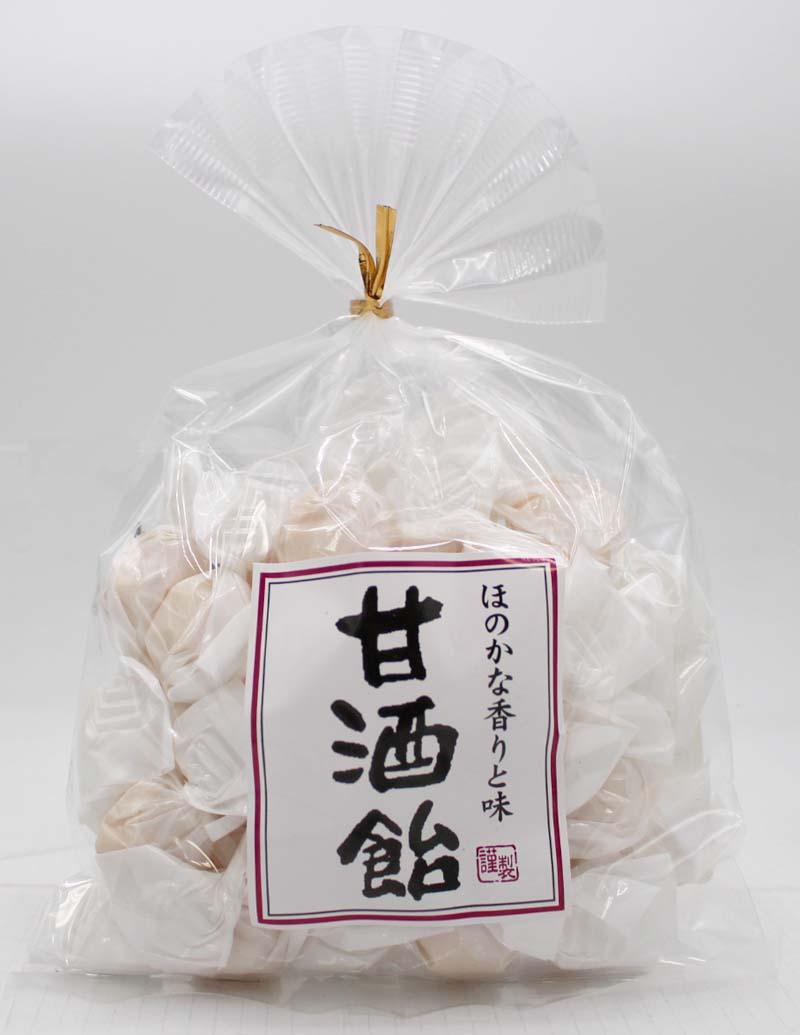 ほのかな香りと味が魅力 畠山酒造 甘酒飴 春の新作シューズ満載 大放出セール 140g