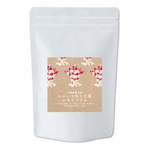 スイーツ感覚でお飲みいただけるお茶です 三国屋善五郎 スイーツほうじ茶 いちごパフェ 初回限定 流行のアイテム