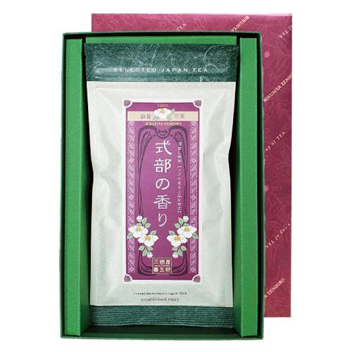 三国屋善五郎 式部の香り ティーバッグ 2020 1本箱 公式ストア 専用箱入り