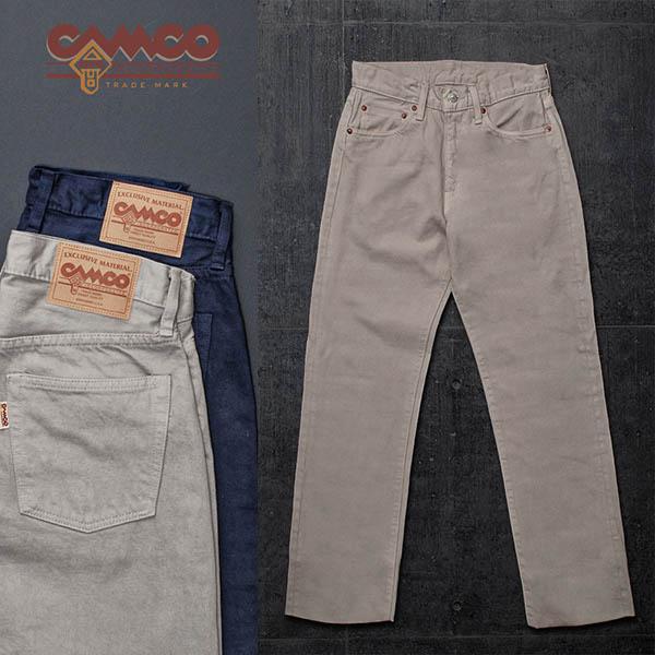 送料無料 CAMCO 【カムコ】 5ポケット カラージーンズ パンツ メンズ(男性用)【smtb-m】