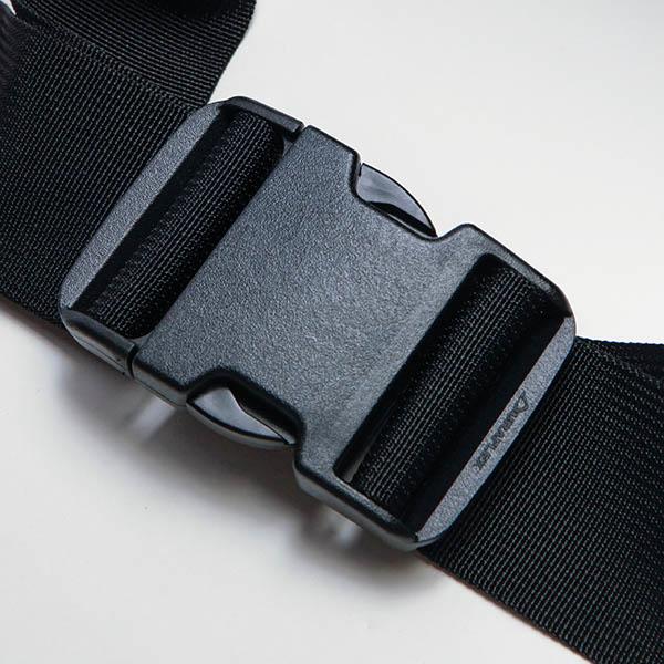 美國製造MADDEN DAYTRIPPER當天結束旅程的旅客尼龍腰身門包人分歧D