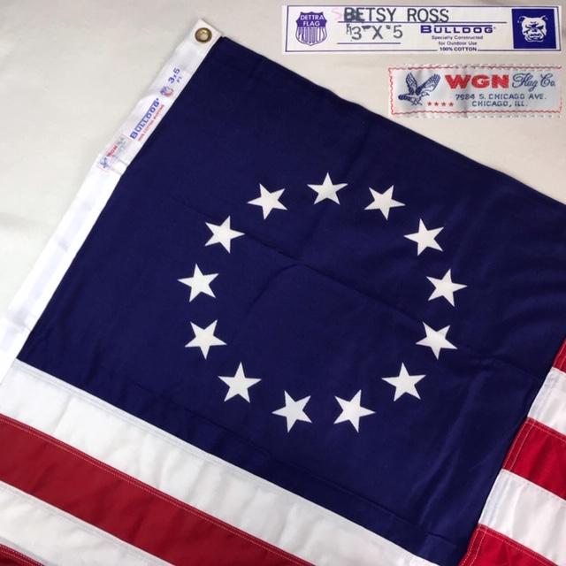 DEADSTOCK USED FLAG【星条旗】【smtb-m】