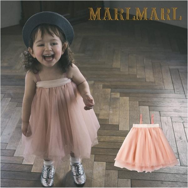 MARLMARL マールマール チュチュスカート tutu ピンク 1-6歳 サクラ ベビー服 ベビー服 女の子 ベビー スカート キッズ スカート 出産祝い 女の子 ギフト 即納 ピンク