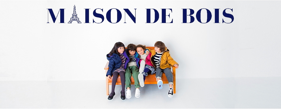 maison de bois:maison de bois /メゾンドボワ公式オンラインショップ-子供服のソルボワ