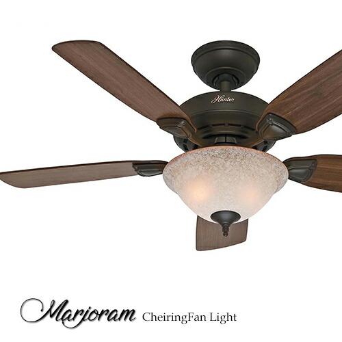 シーリングファン マジョラムMarjoram シーリングファンライト ライト ファン 照明 LED おしゃれ 天井照明 省エネ