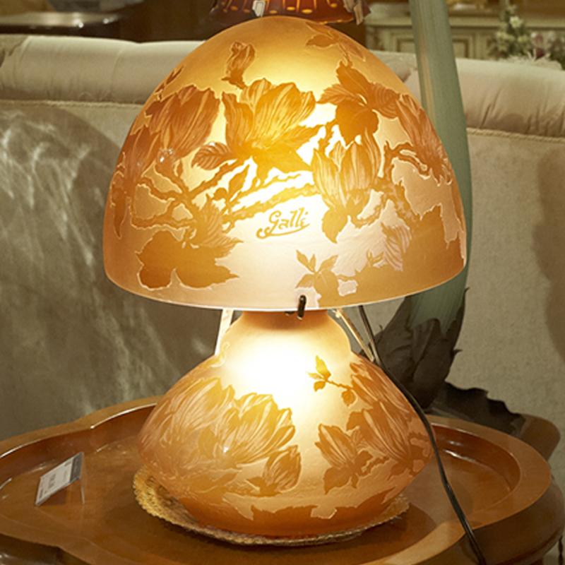 ランプ 幅33cm / ライト テーブルランプ デスクランプ オブジェ 輸入家具 高級 高級家具 最高級 インテリア リビング 寝室 ヨーロピアン家具