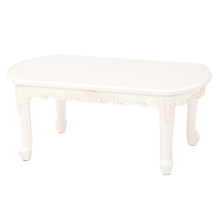 ローテーブル 幅90cm/ ヴィオレッタ
