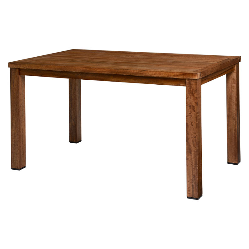 ダイニングテーブル 幅140cm / リベルタ インダストリアル スタイリッシュ クール