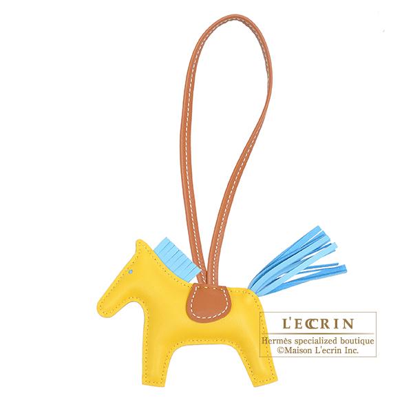 9358174d40 Lecrin Boutique Tokyo  Hermes Rodeo charm PM Jaune De Naples  Celest ...