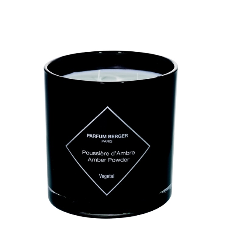 メゾン・ベルジェ パリ PREMIUMシリーズ !着色料・無添加の100%植物性ワックスのキャンドル!680g・アンバー 約80時間(ランプ・ベルジェ パリ)