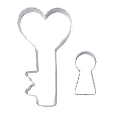 餅乾型/鑰匙&鑰匙洞孔安排[N100747]