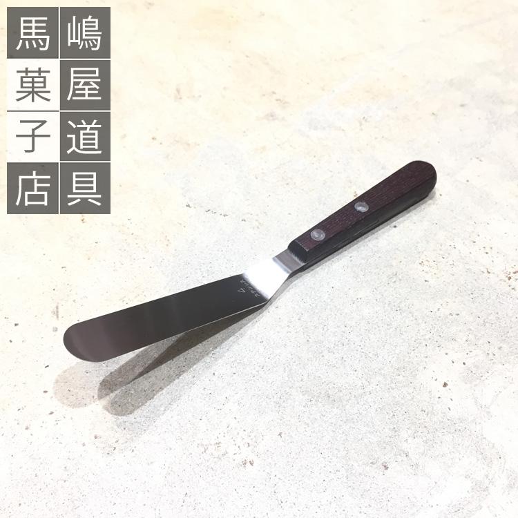 今季も再入荷 激安 激安特価 送料無料 木柄 変型 4号 パレットナイフ